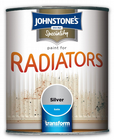 Johnstone's Speciality Paint for Radiators White Satin